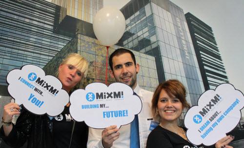 Akina Technology is vanaf heden officieel sponsor van het jaarlijkse evenement MiXM!